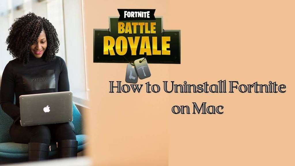 how to uninstall fortnite on mac