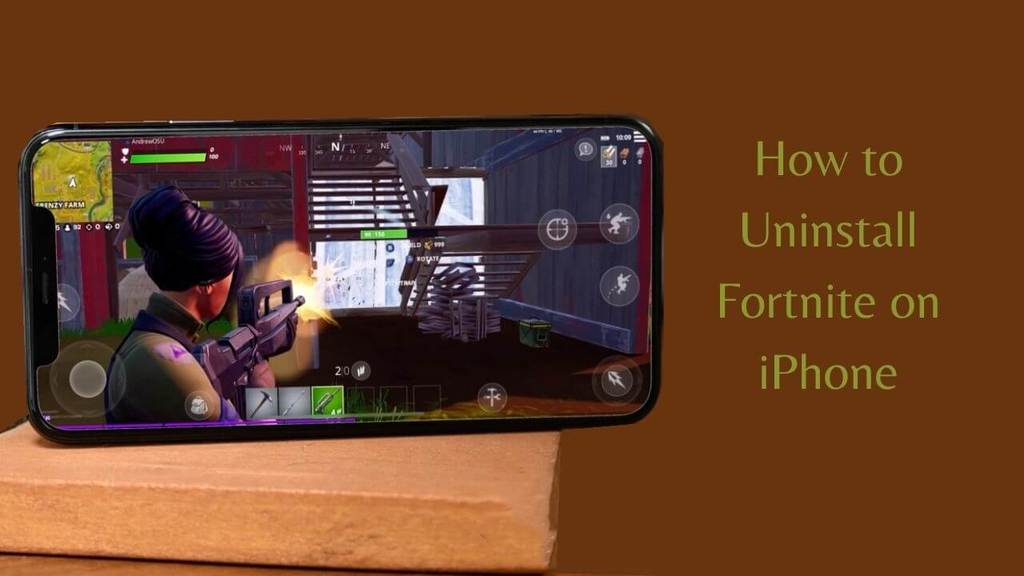 How to Uninstall Fortnite on iPhone